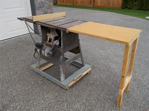 rockwell table saw extension rockwell beaver table saw surrey incl white rock vancouver
