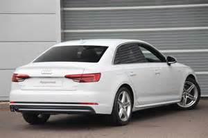 Audi Garage Kent Used Audi A4 Diesel Saloon 2 0 Tdi S Line 4dr S