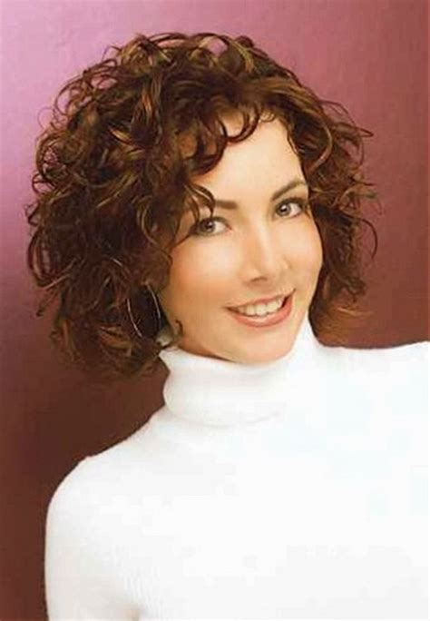 short haircuts for thin natural hair short curly haircuts 2015