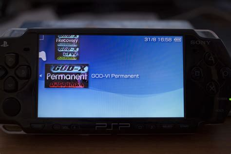 download mod game psp how to soft mod any sony psp without a pandora battery
