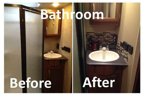 rv bathroom remodeling ideas cer remodeling ideas pictures studio design