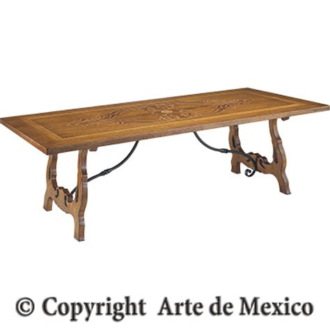 Arte De Mexico Furniture by Arte Wood Dining Sets Dining Table 0396 Page