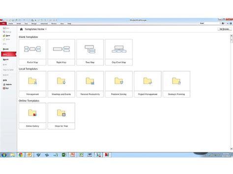 mindjet mindmanager templates projektmanagement mindjet stellt mindmanager 15 vor