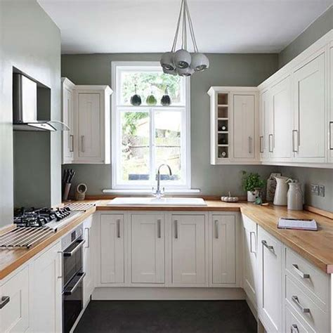 small kitchen design ideas uk 19 practical u shaped kitchen designs for small spaces