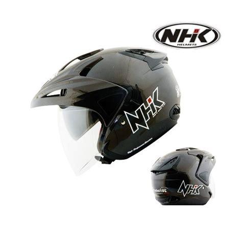 Helm Nhk X4 Nhk Predator 2visor Solid Pabrikhelm Pabrikhelm