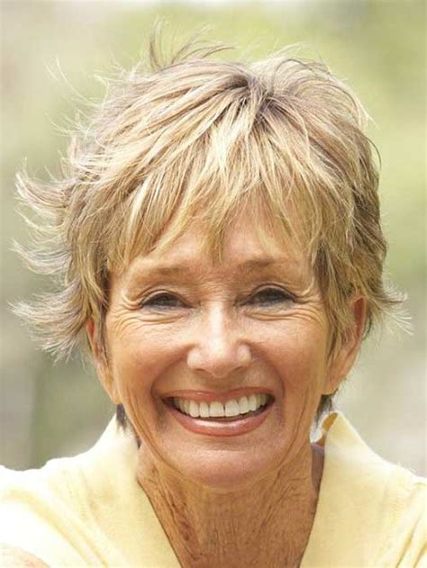 pictures of short hairstyles for over 60 with thin fine hair 20 short haircuts for over 60 short hairstyles