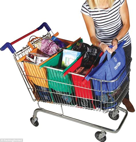 Gratis Ongkir Supermarket Trolley Organizer Bag Shopping Bag trolley bags fit inside supermarket trolleys could the end of plastic bags daily mail
