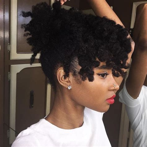 how to tame my 4c short hair best 25 4c natural hairstyles ideas on pinterest