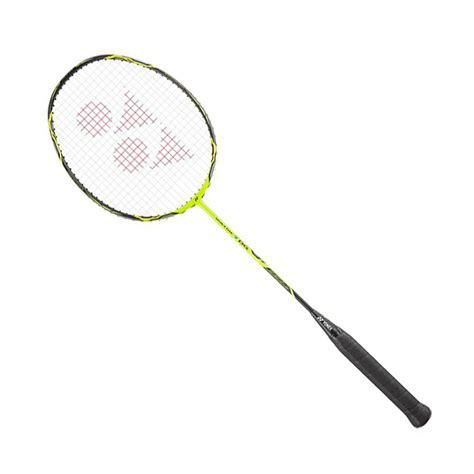 Raket Yonex Voltric 3 jual yonex voltric 7 dg raket badminton lime