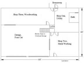 Automotive Shop Floor Plans by Gallery For Gt Auto Shop Building Plans