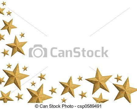 cornici da stare clipart of golden isolated
