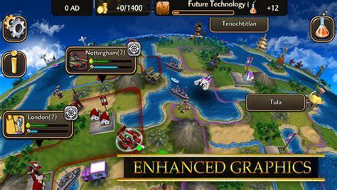 launches civilization revolution   ios devices