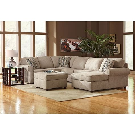 monarch ii  piece sectional  city furniture