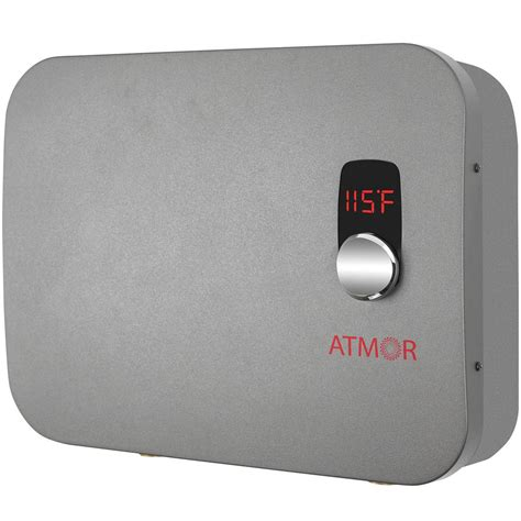Atmor Instant Water Heater atmor 3 kw 110 volt 0 5 gpm point of use tankless