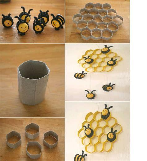 diy home ideas dekorieren basteln mit klopapierrollen und dekoration als diy