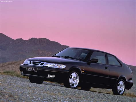 saab 9 3 coupe 1998 pictures information specs