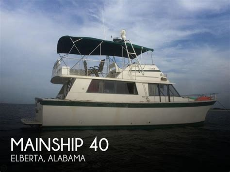 mainship boats for sale mainship 40 trawler boats for sale
