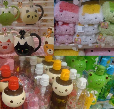 kawaii home decor cute tokyo character goods stores kawaii home decor