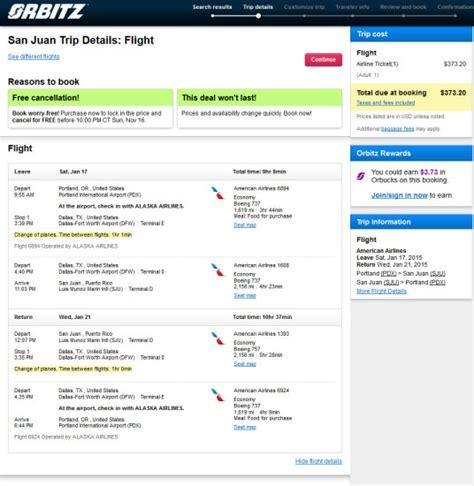 The Flight Deal   American ? $373: Portland ? San Juan