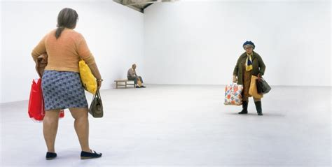 duane hanson man on a bench duane hanson retrospective london ghost create travel