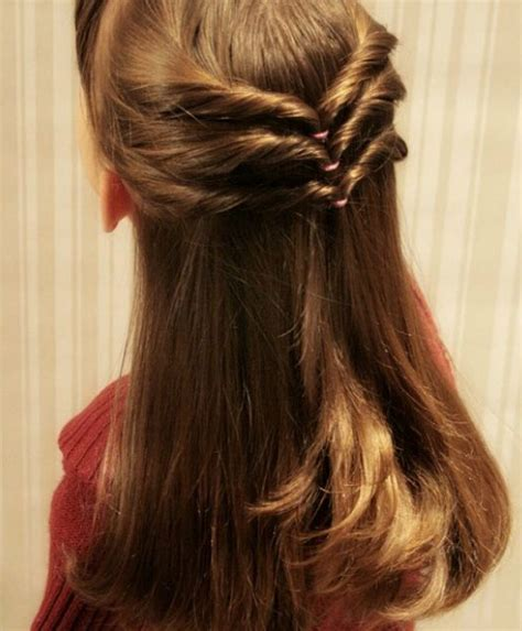 New Easy And Beautiful Hairstyles | little girls chin length hairstyles hairstylegalleries com