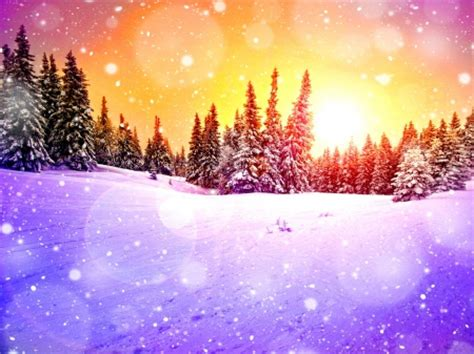 Colorful Winter Wallpaper | colorful winter winter nature background wallpapers on