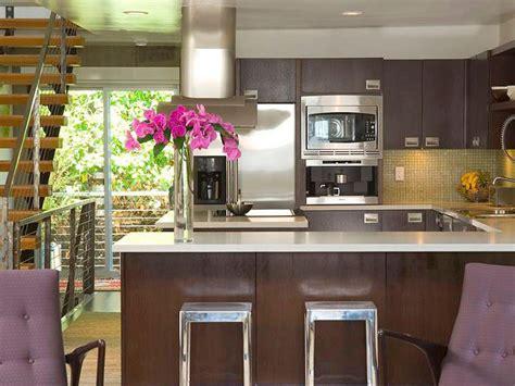 Kitchen Peninsula Designs Kitchen Peninsula Ideas Hgtv