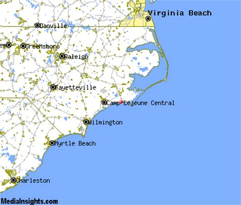 carolina map of beaches indian vacation rentals hotels weather map and