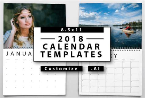 calendar template for adobe illustrator cs5 15 free printable 2018 calendar templates ginva