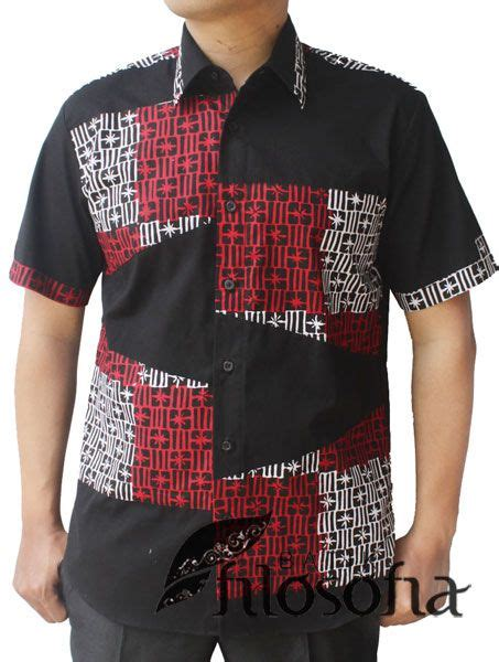 On Sale Kemeja Denim Ethnic Afdel 90 best batik pria images on shirts