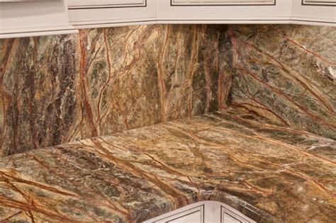 Rainforest Brown Granite Countertop by Profile Rainforest Brown Granite Rainforest Green