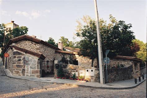 navacerrada casas rurales casa rural el patio de valentina navacerrada
