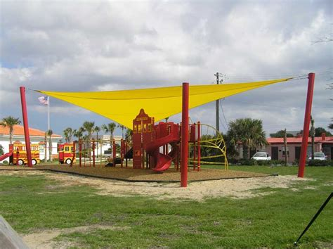 Playground Awnings by Outdoor Playground Shade Structures Sun Shade Sails