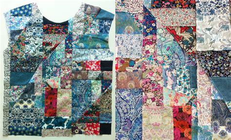 Liberty Patchwork - diy liberty patchwork top