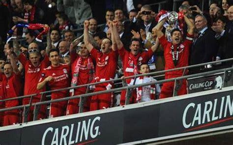 daftar juara piala liga inggris