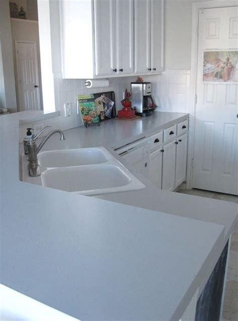 Paint Tile Countertop by Best 25 Painting Laminate Countertops Ideas On