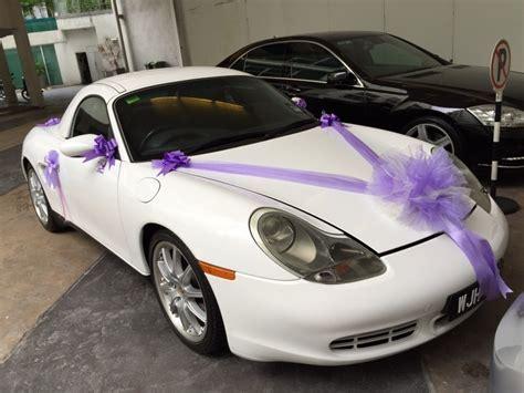 Asian Wedding Car Decoration Malaysia   Wedding Services
