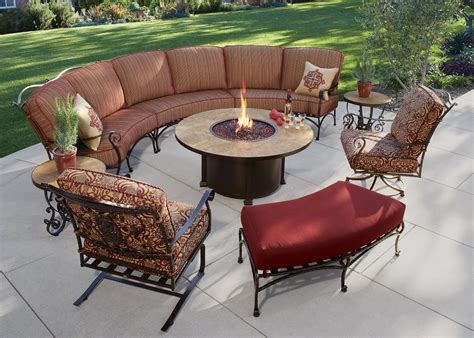patio furniture northern virginia northern virginia o w san cristobal collection