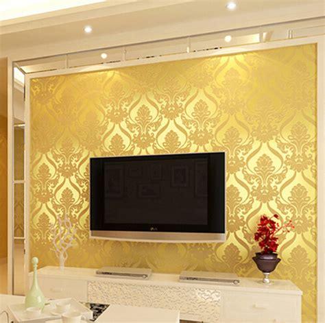 gold wallpaper living room www wallpapereast wallpaper pattern page 7