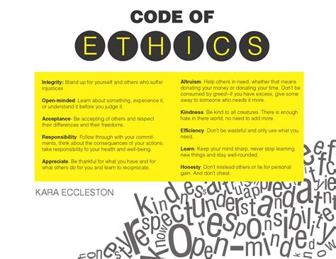 sle essay on personal code of ethics sludgeport693