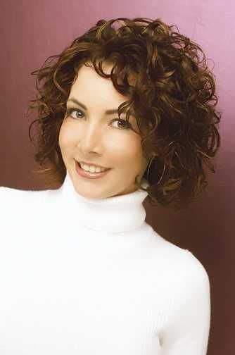 perms for shoulder length hair women over 40 medium length curly hair styles for women over 40
