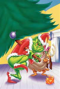 How the grinch stole christmas style a 27 x 40 inches 69cm x 102cm