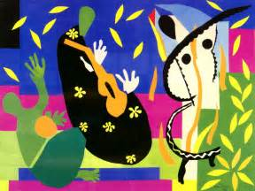 pictures of the king sorrow of the king 1952 by henri matisse