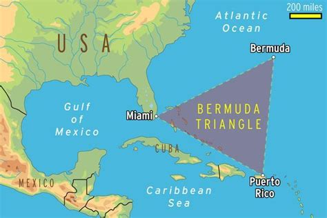 Karet Triangle black holes and the bermuda triangle 28 31