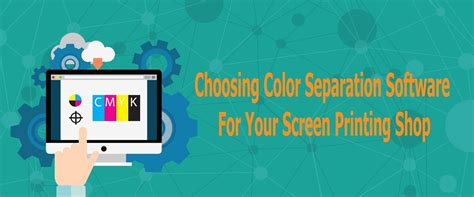 color separation software choosing color separation software for your screen