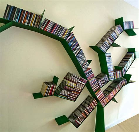 unique bookshelves decobizz