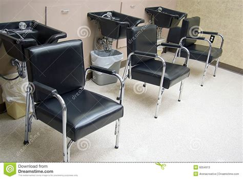 beauty salon sinks used salon hair sinks stock image image of cart care