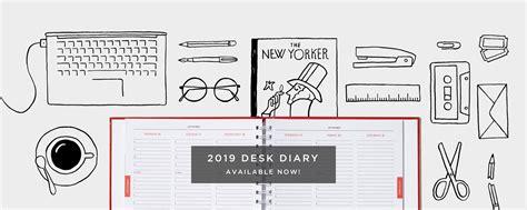 yorker desk diary yorker desk diary day planner 2019