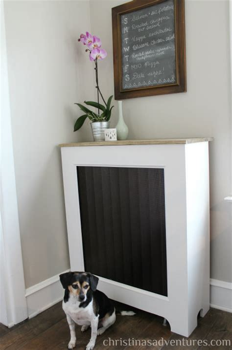 Paint Ideas For Kitchen 15 diy radiator covers that you can easily make shelterness