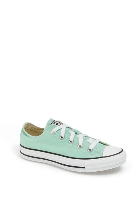 mint colored converse mint kicks for that would be a yes